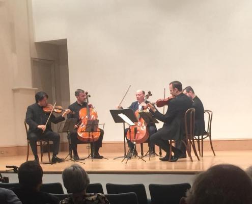 Montgomery Violin Quartet